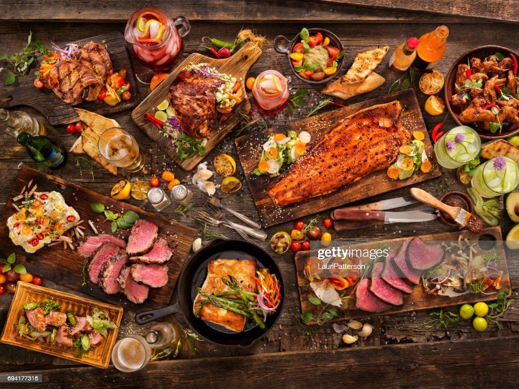 bbq Feast : Stock Photo