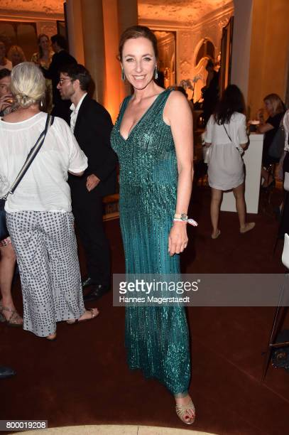BDiana Iljine during the opening night of the Munich Film Festival 2017 at Bayerischer Hof on June 22 2017 in Munich Germany