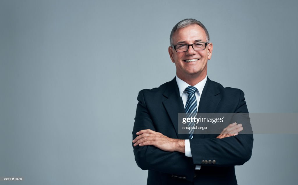 Be a leader and a boss : Stock Photo