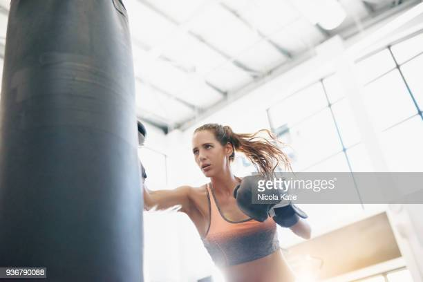 be both fit and fierce - combat sport stock pictures, royalty-free photos & images