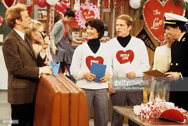 DAYS Be My Valentine 2/14/78 Donny Most Extra Lynda Goodfriend Ron Howard Lorrie Mahaffey Anson Williams