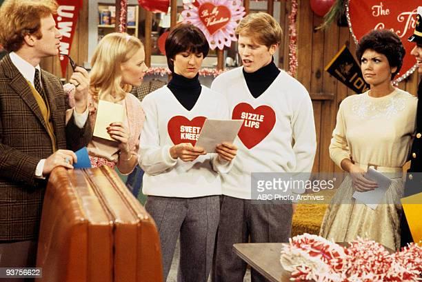 DAYS Be My Valentine 2/14/78 Donny Most Extra Lynda Goodfriend Ron Howard Lorrie Mahaffey