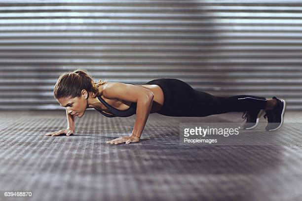 be your own best motivation - push ups stock pictures, royalty-free photos & images