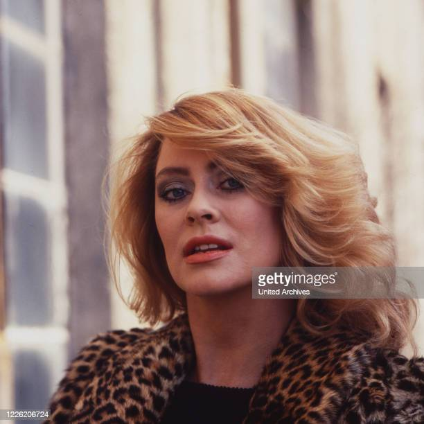 Bea Fiedler, deutsche Schauspielerin und Fotomodel, Deutschland 1991