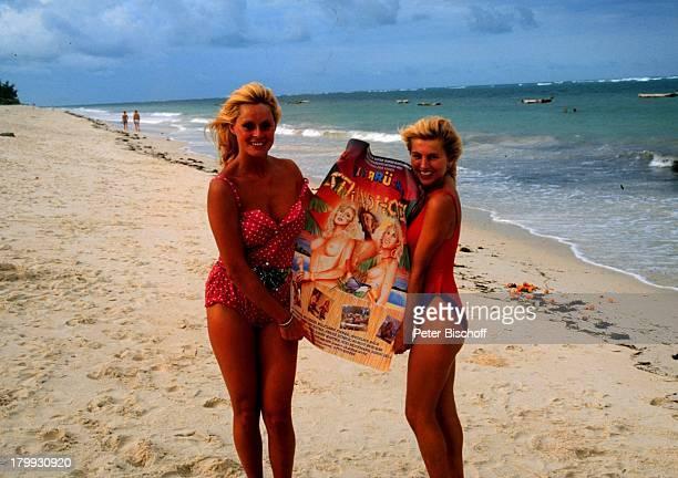 """Bea Fiedler, Sissy Austria, """"Das verrückte;Strandhotel"""", Strand, Meer,"""