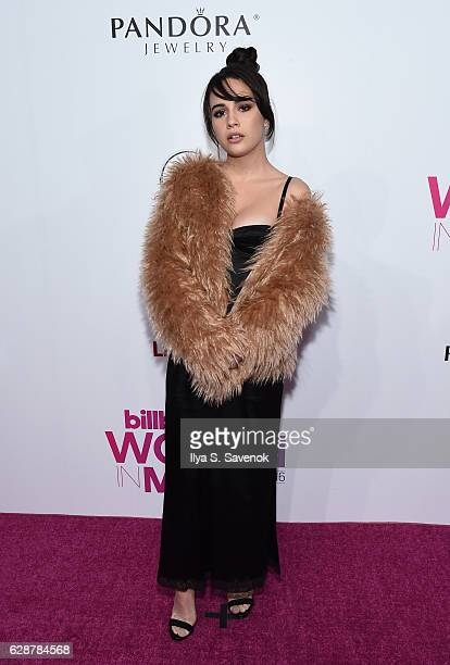 Bea Miller attends Billboard Women In Music 2016 airing December 12th On Lifetime at Pier 36 on December 9 2016 in New York City