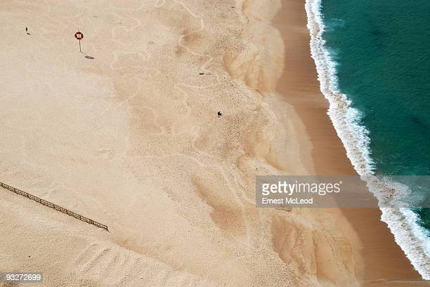 Beach and Sea, Nazare, Portugal