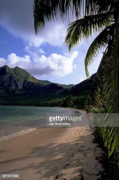 Beach at Anaho Bay
