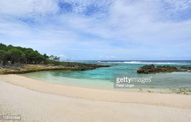 Beach at Banana Bay, Eton, Efate Island