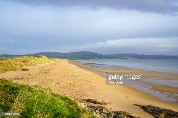 Beach at Embo Scotland