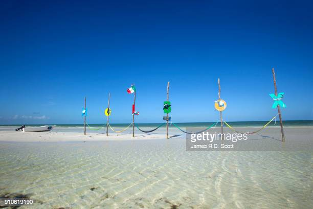 Beach at Holbox Island