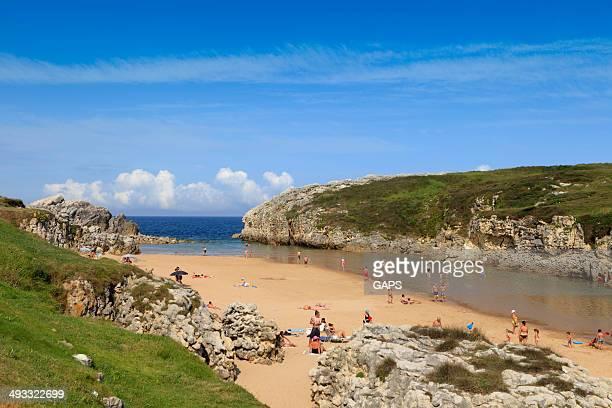 Playa de Isla de la Virgen del Mar
