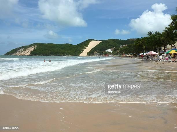 Beach at Ponta Negra, Brazil