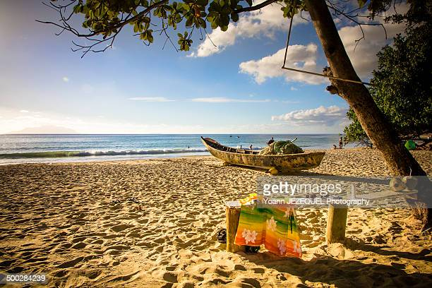 Beach at Seychelles