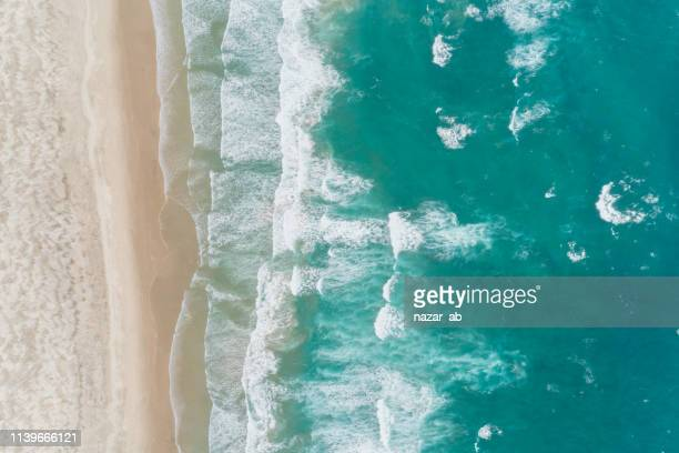 beach background. - horizontal stock pictures, royalty-free photos & images
