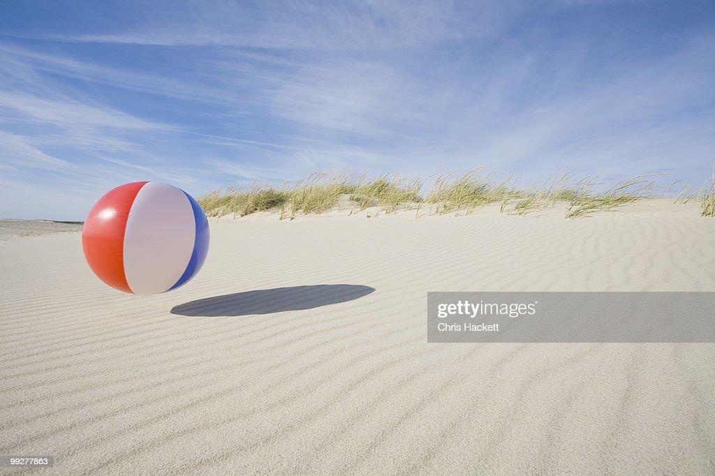 Beach ball : Stock Photo
