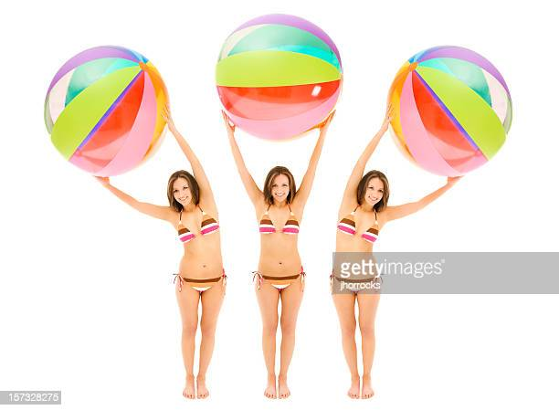 Beach Ball Trio