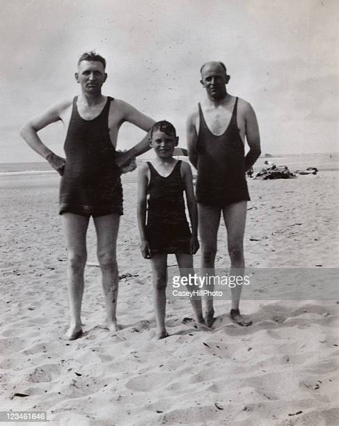 beach boys, 1934 - history stock-fotos und bilder