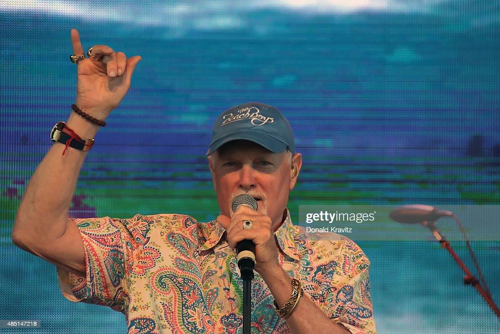 The Beach Boys In Concert - Ocean City, NJ : News Photo