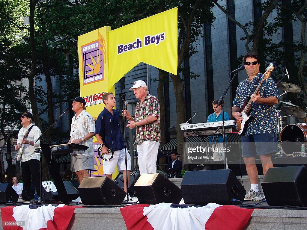 "Beach Boys ""Good Morning America"" Concert"