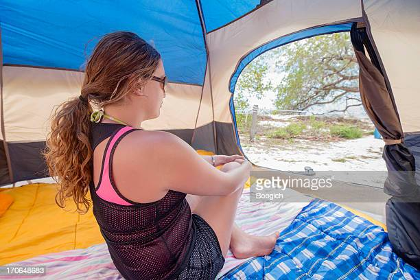Beach Camping in Florida Dry Tortugas National Park