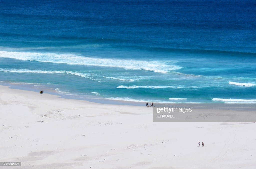 Beach, Cape province South Africa : Stock Photo