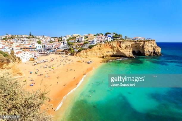 Beach, Carvoeiro, Algarve, Portugal
