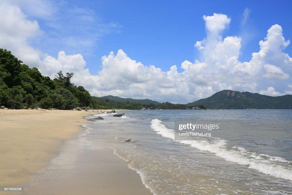 beach cheung sha : Stock Photo