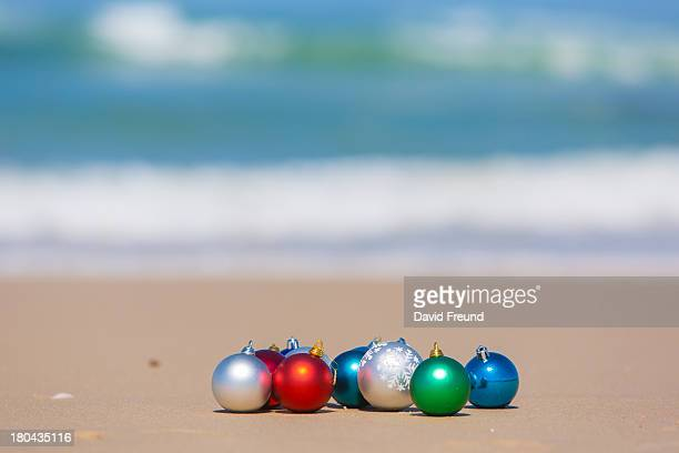 Beach Christmas Decorations