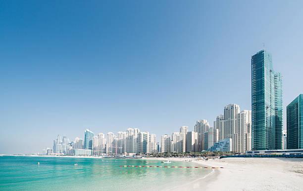 Beach Cityscape