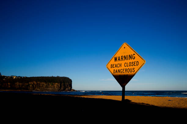 Beach Closed    Pictures | Getty Images