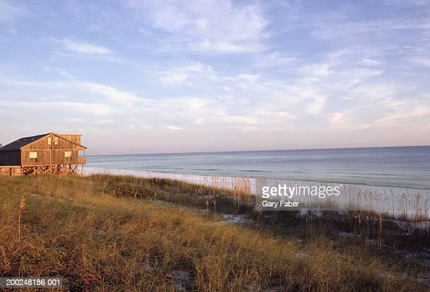 Beach house, Emerald Coast, Florida, USA