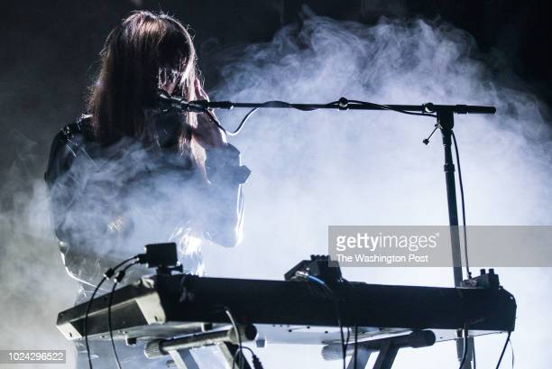 Beach House performs at The Anthem Saturday night