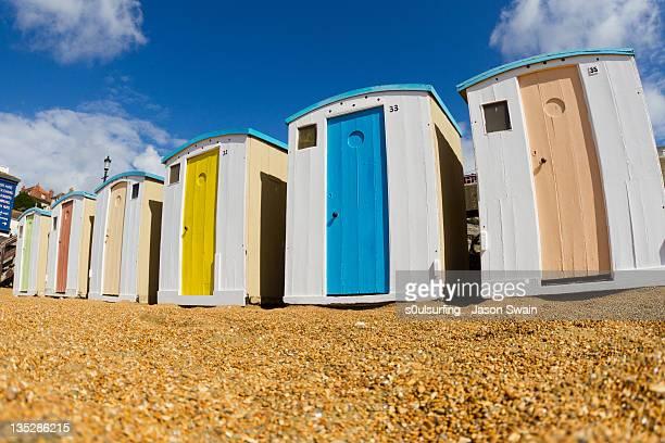 beach hut - s0ulsurfing imagens e fotografias de stock