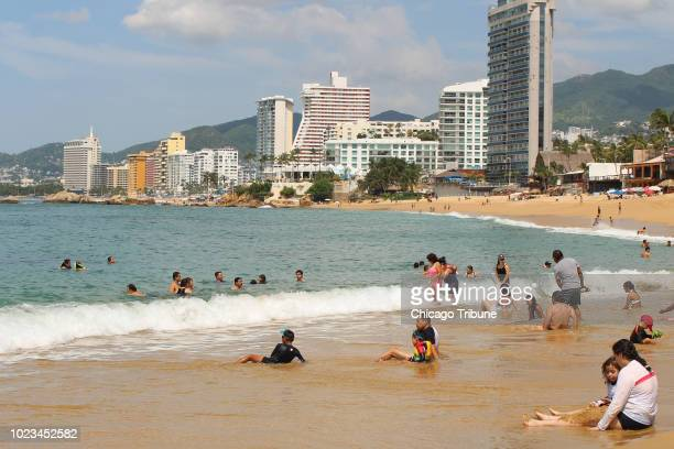 A beach in Acapulco The US State Department has issued an advisory warning US citizens to steer clear of several Mexican states including Colima...