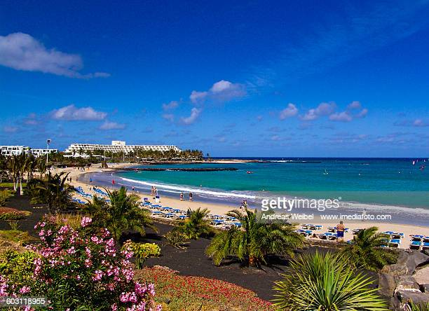 Beach in Costa Teguise
