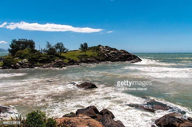 Beach in Florianopolis