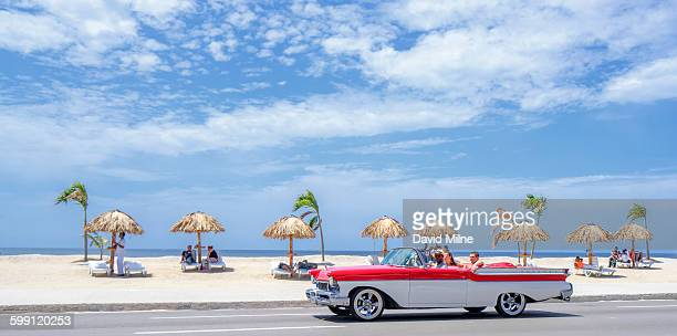 Beach in Old Havana