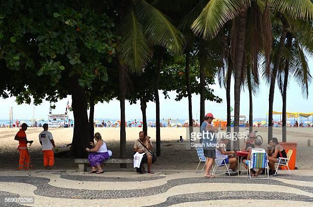 Beach Life Copacabana Rio de Janeiro