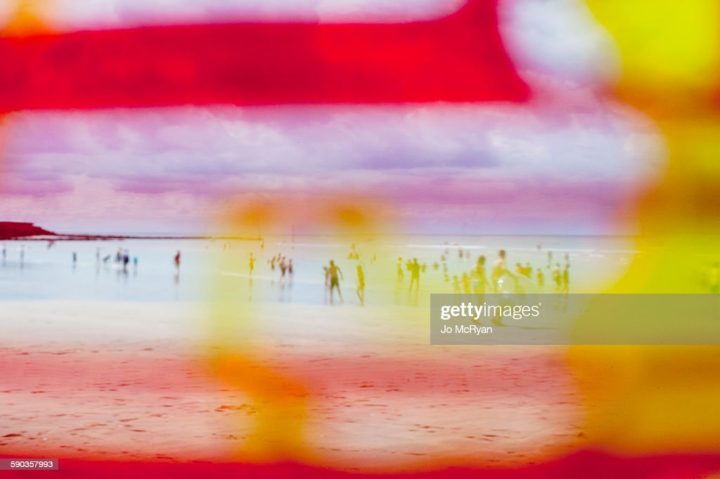 Beach life : Stock Photo