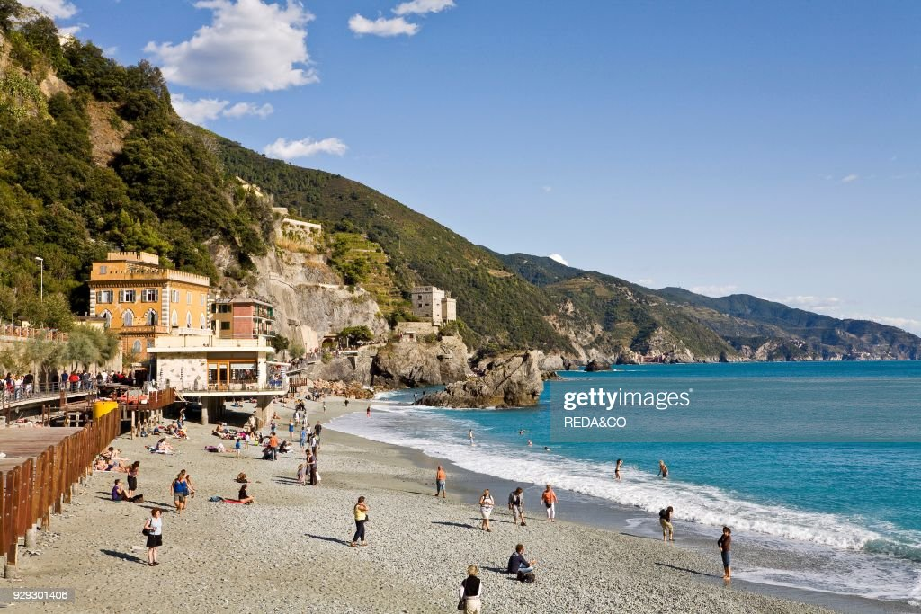 Monterosso Beach in Monterosso al Mare,   Expedia.ca