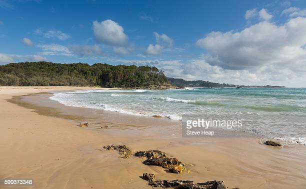 Beach near Coffs Harbour, New South Wales, Australia