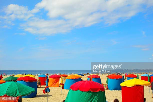 Beach of Deauville