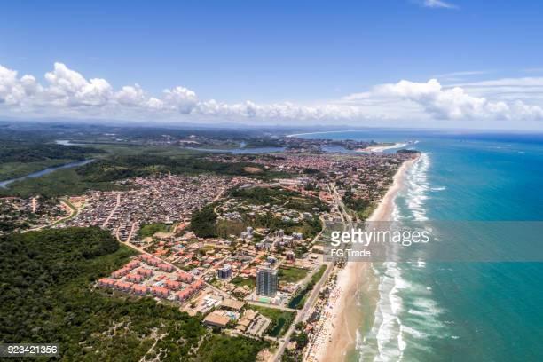praia dos milhonarios em ilhéus, bahia, brasil - ilha - fotografias e filmes do acervo