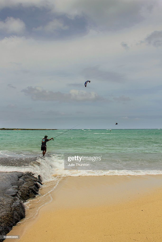 Beach People : Stock Photo