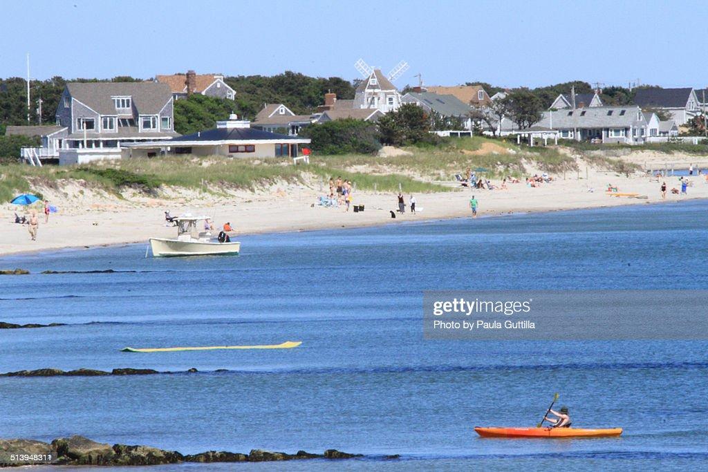 Beach People : Stock-Foto