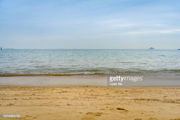 beach - liyao xie stock pictures, royalty-free photos & images