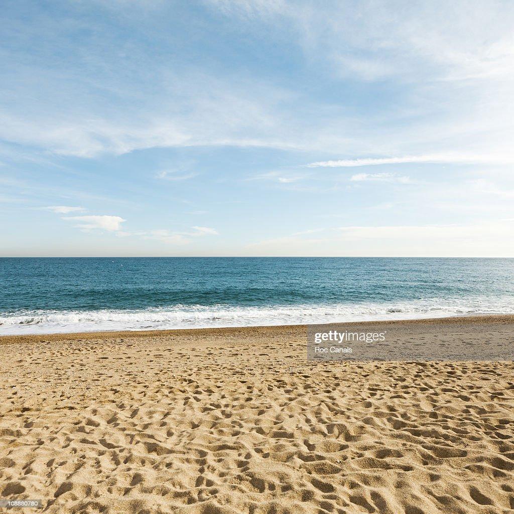 Beach : Foto de stock