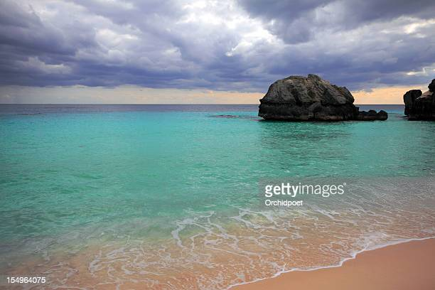 beach - bermuda stock pictures, royalty-free photos & images