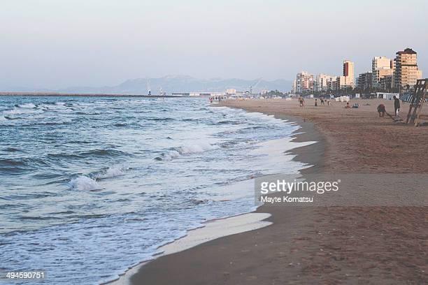 beach - alcazar de san juan - fotografias e filmes do acervo
